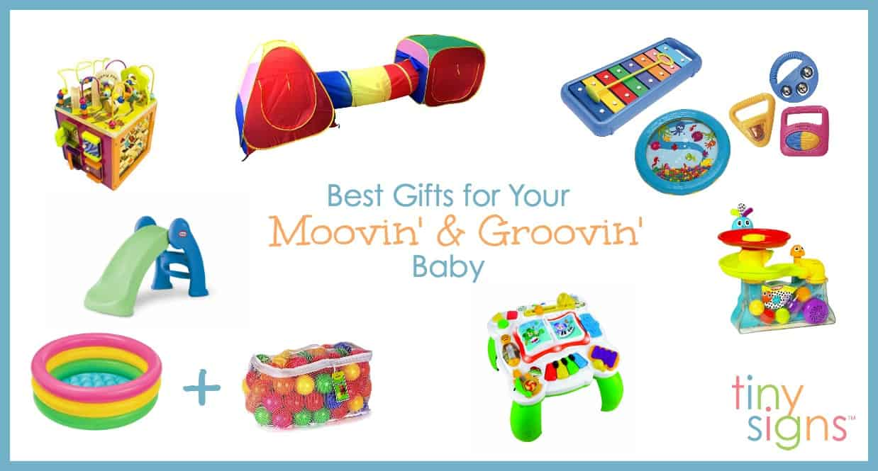 Best Holiday Gifts for Busy Babies 2015