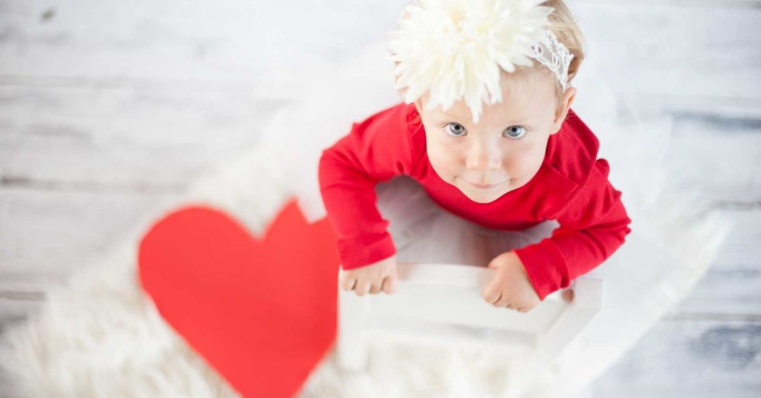 Baby Sign Language: Valentine's Day Theme